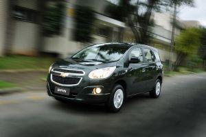 Chevrolet Spin пополнил сегмент бюджетных минивэнов