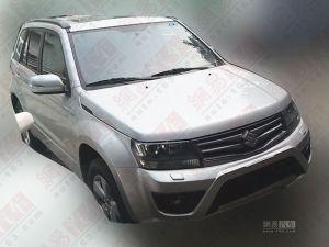 Suzuki готовит обновление длявнедорожника GrandVitara (Escudo)