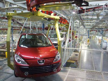 Калужский завод Peugeot-Citroen-Mitsubishi запустил производство полного цикла