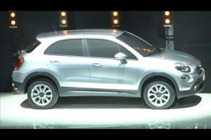 Влинейке Fiat500 появится кроссовер