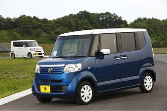 В Японии представили новый автомобиль класса кей-кар.