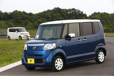 Honda представила новый кей-кар N BOX +