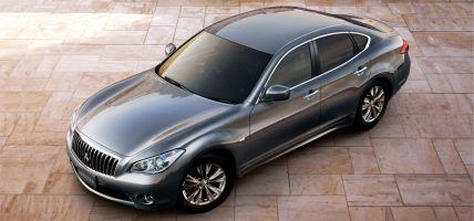 Mitsubishi возрождает флагманские седаны DignityиProudia