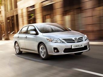 Тойота Королла (стоимость от 629 000 до 865 000 рублей) стала самым продаваемым автомобилем в линейке бренда по итогам первого полугодия 2012 года.