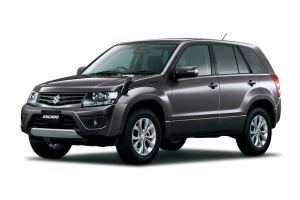 Компания Suzuki обновила свой главный внедорожник Suzuki Escudo