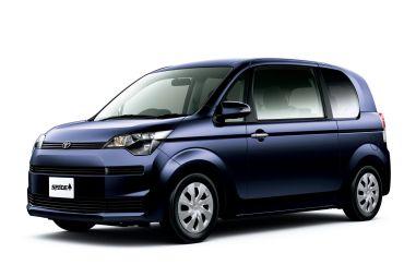 В Японии представлено новое поколение хэтчбека Porte и новый автомобиль — Spade