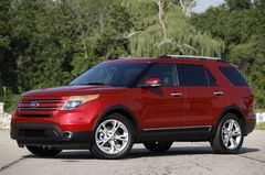 Ford Explorer и ещё несколько моделей будут собирать в Татарстане.