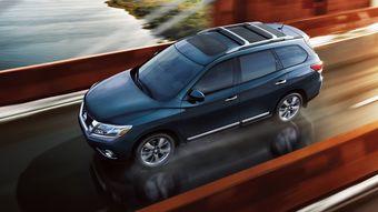 Новое поколение Nissan Pathfinder дебютирует этой осенью