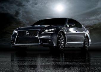 В Америке дебютировал обновлённый Lexus LS. И новая модель Lexus LS 460 F Sport