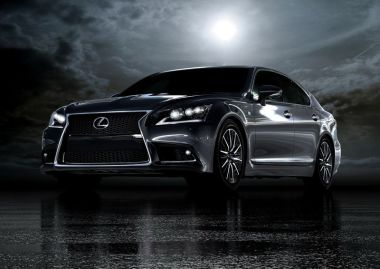 Lexus представил обновлённый седан Lexus LS — спешите видеть!