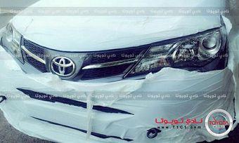 Новый Toyota RAV4 появился на фотографиях из Саудовской Аравии.