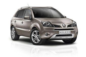 Renault Koleos и Renault Latitude будут собирать в России.