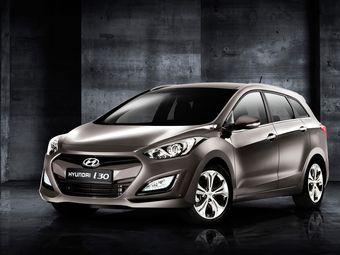 Hyundai представит в Москве новые i40 и i30 универсал.