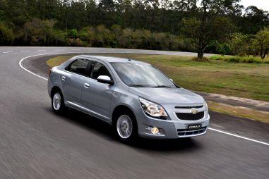 В 2013 году в России стартуют продажи бюджетного седана Chevrolet Cobalt