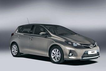 Новое поколение Toyota Auris будет представлено в конце сентября в Париже.