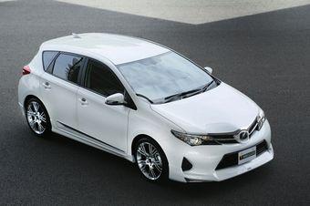 Toyota Auris в тюнинге Modellista