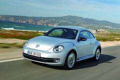 В скором времени Volkswagen начнет продажи модели Beetle в России.