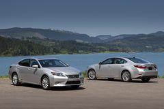 Новость о Lexus ES250