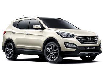 Стоимость нового поколения кроссовера Hyundai Santa Fe начинается с 1 млн 299 тысяч рублей.