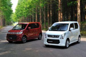 В Японии вышло новое поколение популярного хэтчбека Suzuki Wagon R