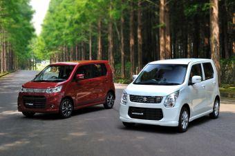 В Японии дебютировало новое поколение Suzuki Wagon R.