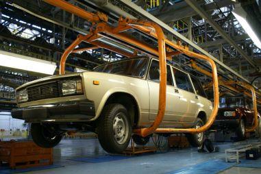 17сентября будет собрана последняя классическая модель АвтоВАЗа