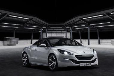 Peugeot обновила купеRCZ