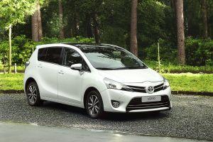 Toyota вдохнула новую жизнь в минивэн Verso