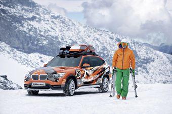 BMW Concept K2 Power Ride