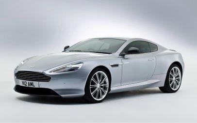 Aston Martin начал российские продажи нового DB9 по прежней цене — €237 тыс.