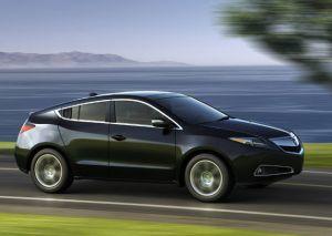 Acura снимает с производства кроссовер-купе ZDX — нет спроса