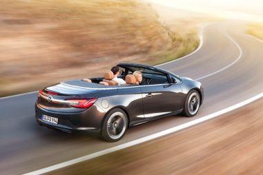Opel сделал из Астры новый кабриолет Cascada