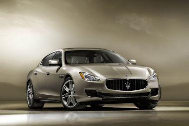 Maserati показала Quattroporte нового поколения