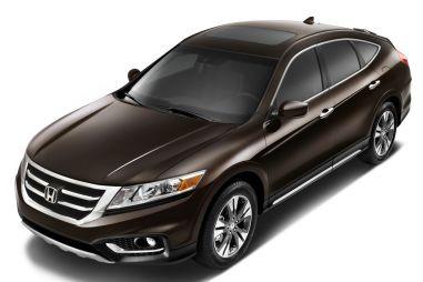 Honda добавила хрома модели Crosstour