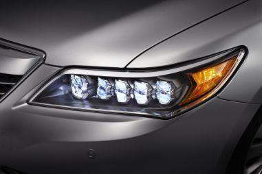 Новый флагман Acura — седан RLX