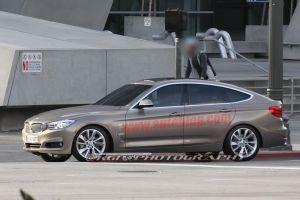 BMW 3серии выйдет вкузове GranTurismo