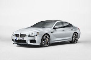 BMW подготовила «заряженную» версию 6 серии Gran Coupe