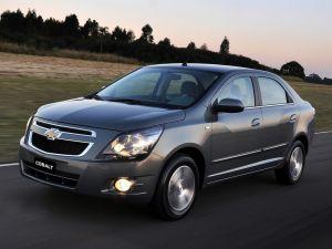 Chevrolet назвал российские цены на компактный седан Cobalt