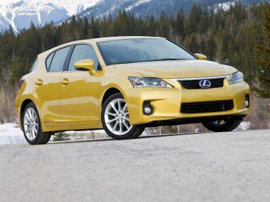 Lexus продал по всему миру более полумиллиона гибридов