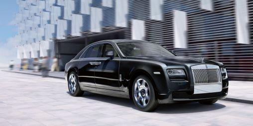 2012 год стал самым успешным для Rolls-Royce: продано рекордное число машин