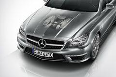 Новость о Mercedes-Benz CLS-Class