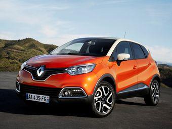 Как и показанный ранее очередной Renault Clio, Captur построен на новой версии платформы B альянса Renault-Nissan.