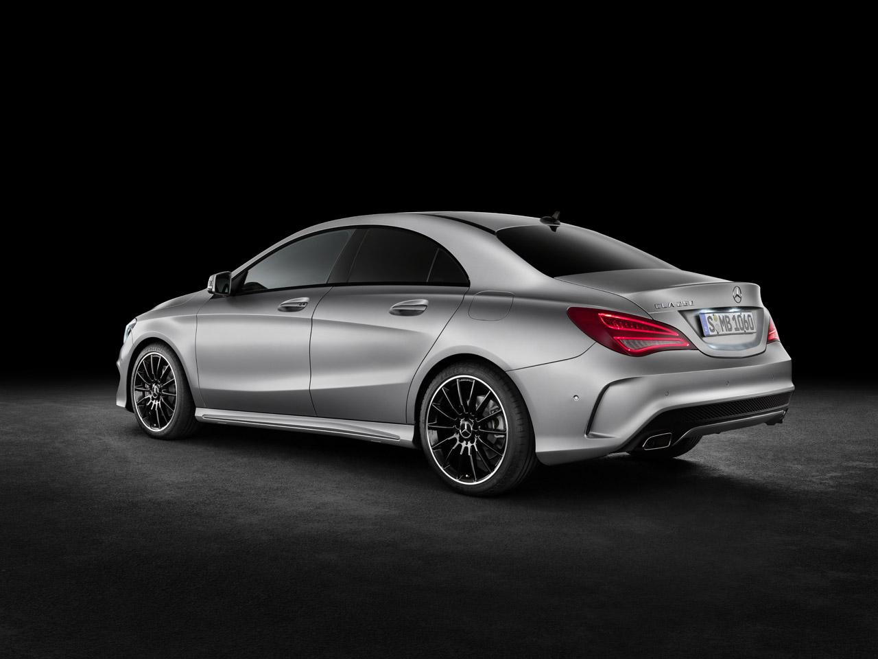 Четырехдверное купе Mercedes-Benz CLA может дебютировать в Детройте