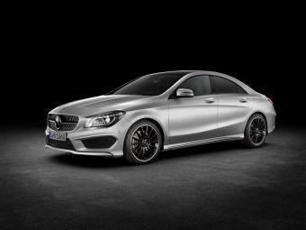 Четырехдверное купе Mercedes-Benz CLA может дебютировать в Детройте 100
