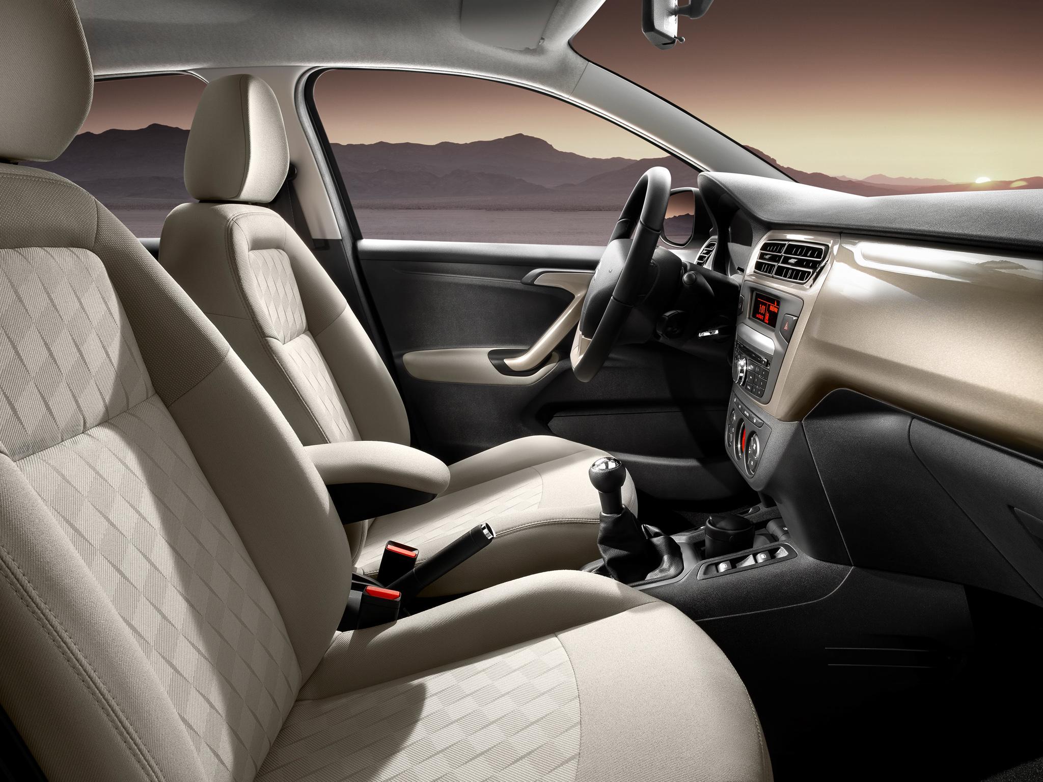 ситроен с3 седан 2013 комплектации и цены