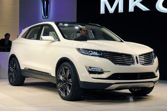 Новый кроссовер MKC призван помочь Lincoln значительно увеличить продажи и привлечь новых покупателей.