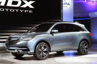 Третье поколение MDX появится в продаже уже этим летом. Надеемся, в 2014 году новый кроссовер получат и россияне, после того как Acura официально выйдет на наш рынок.