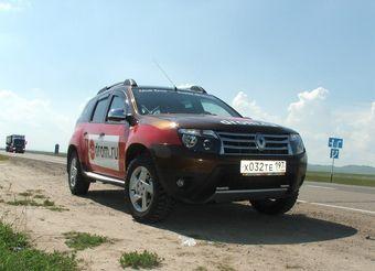 Renault Duster менее чем за десять месяцев вошел в тройку самых продаваемых внедорожников, а по результатам четвертого квартала прошлого года стал первым в сегменте SUV на российском рынке.