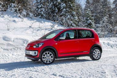 Volkswagen выведет на рынок «внедорожную» версию компакта up!