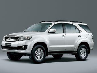 Ежегодно предприятие в городе Костанай будет выпускать около 3000 внедорожников Toyota Fortuner для продажи на казахском рынке.
